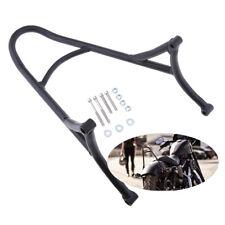 Burly Black Short Sissy Bar Schienale per Harley Sportster XL 883 1200