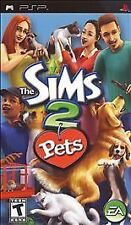 Sims 2: Pets (Sony PSP, 2006)