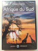 Discovery channel - L'Afrique du sud DVD NEUF SOUS BLISTER