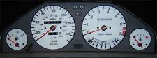 Lockwood BMW SERIE 3 E30 con economia Gauge PANNA (ST) Dial KIT 400F / G1