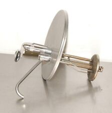 STAINLESS STEEL ROUND PAN KETCHUP / TOPPING PUMP - MUST SELL! SEND ANY ANY OFFER