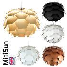 Scandinavian Style Layered Ceiling Pendant Designer Light Shade Home Lighting