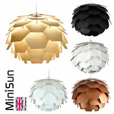 MiniSun Designer Style Artichoke Layered Ceiling Pendant Light Shades Lighting