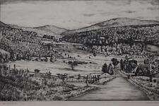 CHESTER LEICH (1889-1978) The Catskills, circa 1925