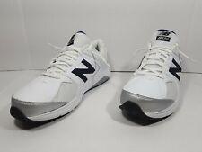 New Balance Mesh Motion Control Fashion Walking Shoes White MW847WT3 Sz 10