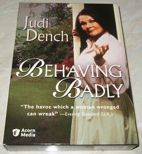Behaving Badly - Volume 1 & 2 DVD - US region 1 - Judi Dench
