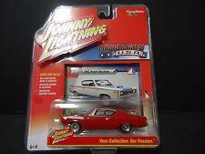 Johnny Lightning AMC Rebel Machine 1970 Red 1/64 MC001B