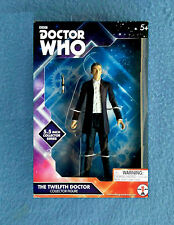 """DR, WHO THE TWELFTH DOCTOR WHITE SHIRT 5.5"""" FIGURE UNDERGROUND TOYS DOCTOR WHO"""