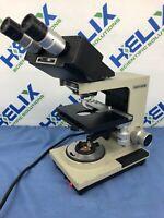 Bausch & Lomb Balplan Base Microscope (31-01-51) w/ Optilume Illuminator (6)