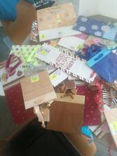 Sac cadeaux divers 30 pièces  lot 4