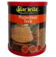 Protecteur Teck et autre bois exotiques et européens 1 litre, Star Brite®