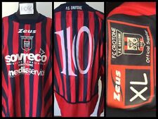 MAGLIA CALCIO CROTONE CALCIO 2006-2007 SOVRECO MEDIASERVICE FOOTBALL VINTAGE