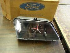 NOS OEM 1969 1970 Ford Galaxie 500 XL LTD Clock Kit