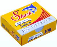 SHARK Super Stainless Saloon (half) Blades