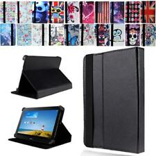 "FOLIO LEATHER STAND COVER CASE For 8"" 10"" Huawei MediaPad M1 M2 M3 M5 M6 Tablet"