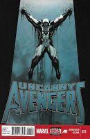 Uncanny Avengers Comic 11 Cover A First Print 2013 Rick Remender Daniel Acuna