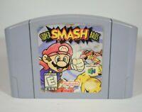 Super Smash Bros N64 Nintendo 64 (64, 1999) Authentic Original