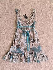 +New Jane Norman Holiday Wedding Dress Size UK 10 RRP £48!