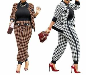 😍2 Piece Pants Suit with Long Sleeve Blazer😍