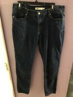 Women's Denim Blue Levi's Jeans Size 13