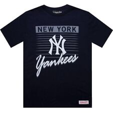 $39.99 Mitchell And Ness New York Yankees Blank Tee (navy) 3172A-NYYRZA7NVY