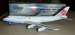 Gemini Jets  1:400  China Cargo Airlines B 747-200F  #B-18751 -   GJCAL127