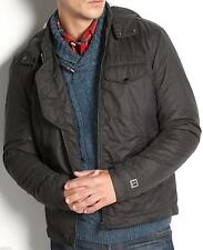 NWT Hugo Boss Orange Label by Hugo Boss Zip Up Hooded Lightweight Jacket Size L