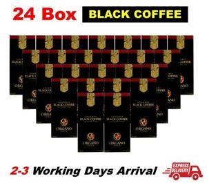 ( 24 Box ) Organo Gold Gourmet Black Coffee Exp 08/2022 Source of Antioxidant