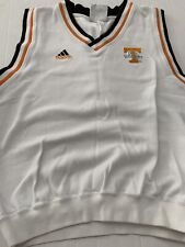 Vintage Adidas Tennessee Lady Volunteers Vols Vest Size Small S Basketball