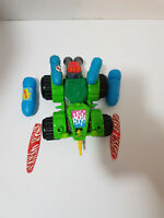 TMNT Muta-Ski Vehicle w/Bombs & Skis VTG Playmates 1992