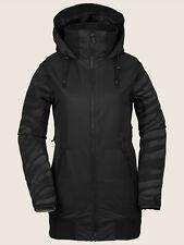 VOLCOM Women's MEADOW Insulated Snow 2019 Jacket - BLK - Medium - NWT