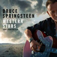 Western Stars: Songs from the Film - Bruce Springsteen CD ALBUM