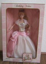 1998 Birthday Wishes Barbie   NRFB aus USA