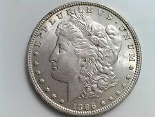 1896 $1 Morgan Silver Dollar