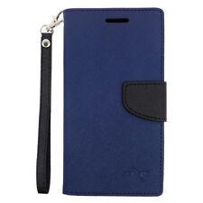 Taschen mit Kartenfach aus Kunstleder für LG Handy