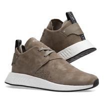 Adidas Originals cortos nmd c2 zapatos caballero Boost simple Brown by9913