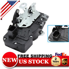Door Lock Actuator W/ Latch Front Right Passenger for 07-09 GMC Chevy 931-304