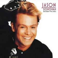 Jason Donovan - Between The Lines NEW CD