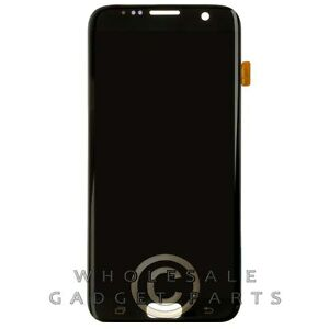 LCD Digitizer Assembly for Samsung G935 Galaxy S7 Edge Black Onyx Aftermarket