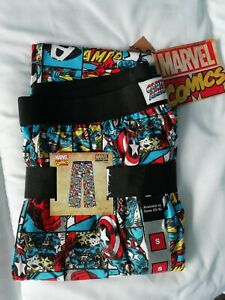Marvel Comics Captain America Lounge pants / pyjama pants S