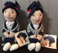 Katherine Wright Creation Station Famous Bean Historical Plush Dolls 2