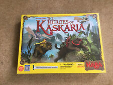 The Heroes Of Kaskaria Board Game By Haba