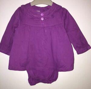 Girls Age 3-6 Months - Mini Club Boots - Bodysuit / Top