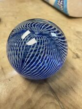Concia Stunning Paperweight Signed And Etched On Bottom