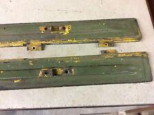 "Landrover series 1 pair bulkhead vent panels 86"" / 88"" / 107"" & 109"" 1953 - 1958"