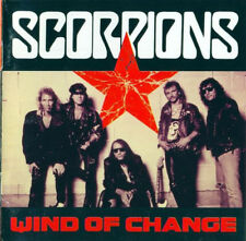 "Scorpions–CD: ""Wind Of Change"" [Japan-Pressung]"