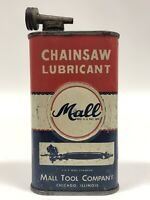 Vintage Mall Chainsaw Lubricant Metal Spout Oil Tin Handy Oiler Can Chicago, IL