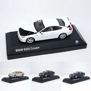 1/43 Scale BMW 650i Coupe Model Car Diecast Vehicle Miniature Collection Gift
