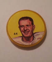 Nally's Chips (1963) - CFL Picture Discs - Hal Patterson - #44 of 100 -- Rare