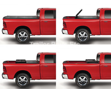 TONNO COVER Tri Fold Tonneau for 2007-2013 Chevy Chevrolet Silverado 5'8 Bed